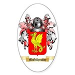 McGillycuddy Sticker (Oval 50 pk)