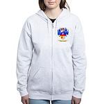 McGilloway Women's Zip Hoodie
