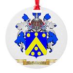 McGillicuddy Round Ornament