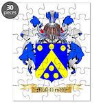 McGillicuddy Puzzle