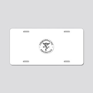 Chiropractic Physician Aluminum License Plate