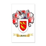 McGill 35x21 Wall Decal