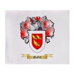 McGill Throw Blanket