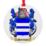 McGilfoyle Round Ornament