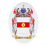 McGettrick Oval Ornament