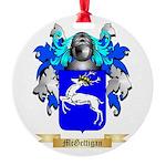 McGettigan Round Ornament