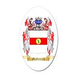 McGetrick 35x21 Oval Wall Decal