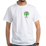 McGeraghty White T-Shirt