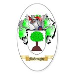 McGeraghty Sticker (Oval 50 pk)