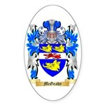 McGeady Sticker (Oval 50 pk)
