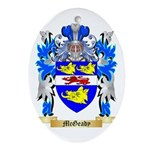 McGeady Oval Ornament
