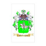 McGaughey Sticker (Rectangle)