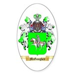 McGaughey Sticker (Oval 50 pk)