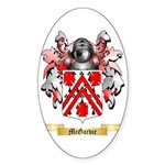 McGarvie Sticker (Oval 10 pk)