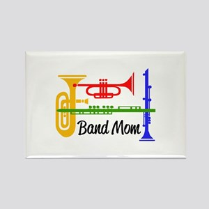 Band Mom Magnets