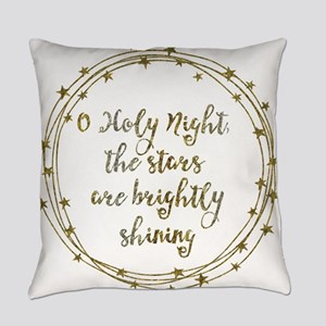 Brightly Shining Everyday Pillow
