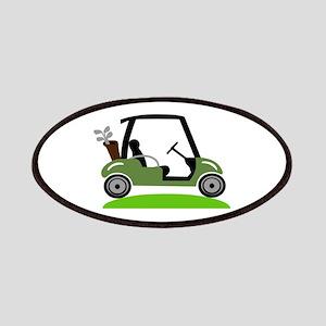 Golf Cart Patch