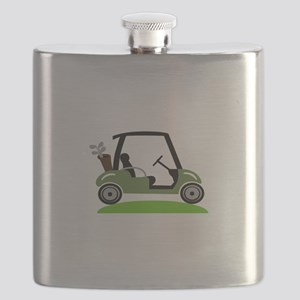 Golf Cart Flask