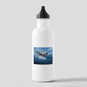 US Navy P-3C Orion Water Bottle