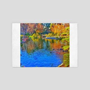 Painted Pond 4' x 6' Rug
