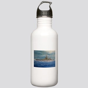USS COLORADO large posters Water Bottle