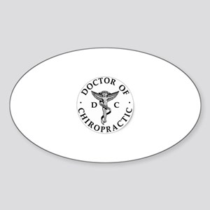 Doctor of Chiropractic Sticker