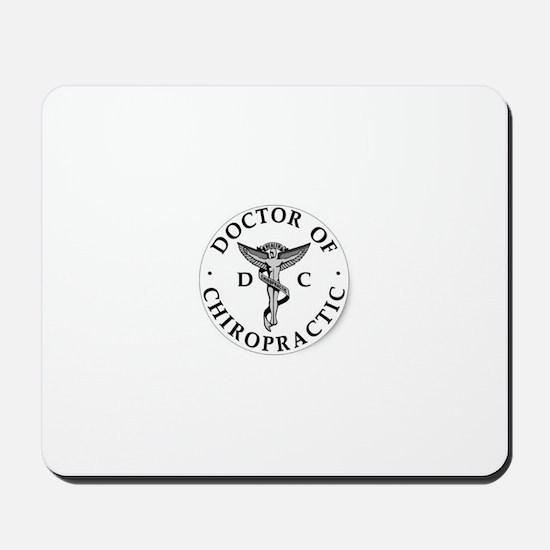Doctor of Chiropractic Mousepad