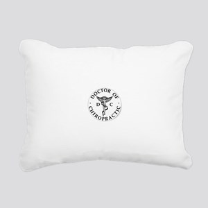 Doctor of Chiropractic Rectangular Canvas Pillow