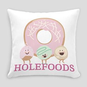 Holefoods Everyday Pillow