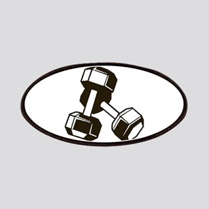 Fitness Dumbbells Patch