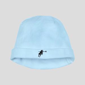 Lax Dog baby hat