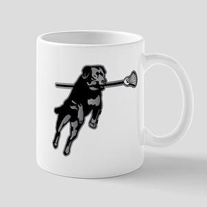 Lax Dog Mugs