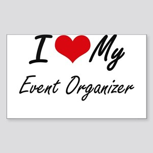 I love my Event Organizer Sticker