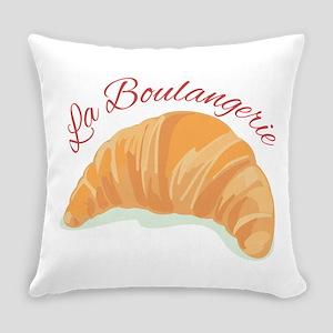La Boulangerie Everyday Pillow