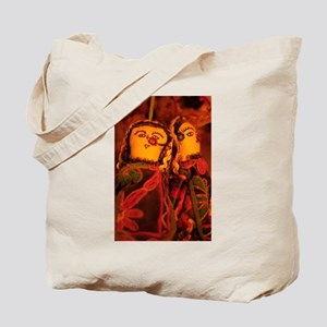 Indian rag dolls Tote Bag