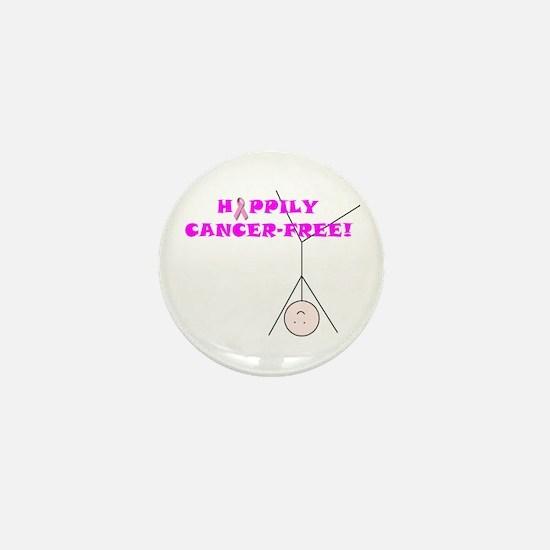 CANCER-FREE Mini Button