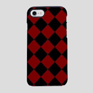 Diamond Checker Board iPhone 8/7 Tough Case