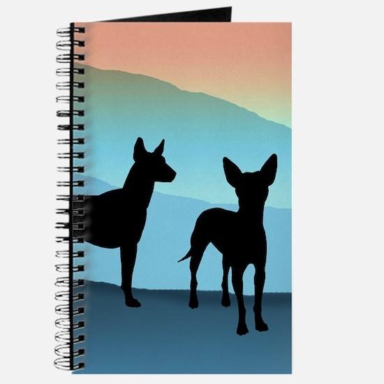 Blue Mountain Xolo Journal