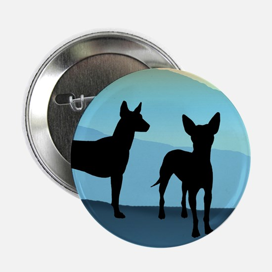 """Blue Mountain Xolo 2.25"""" Button"""