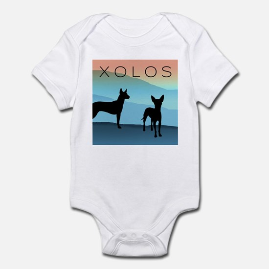 Blue Mountain Xolo Infant Bodysuit