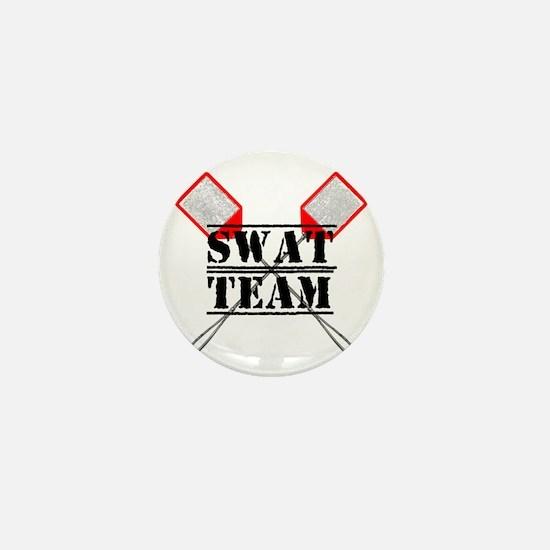 SWAT Team for Light Mini Button