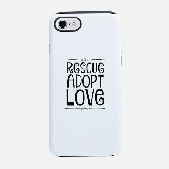Adopt! iPhone 8/7 Tough Case
