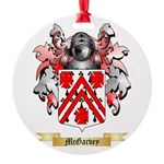 McGarvey Round Ornament