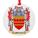 McGarry Round Ornament