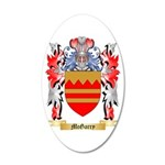 McGarry 20x12 Oval Wall Decal