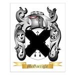 McGarrigle Small Poster