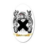 McGarrigal 35x21 Oval Wall Decal