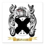 McGarrell Square Car Magnet 3