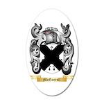 McGarrell 20x12 Oval Wall Decal