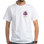 McGannon White T-Shirt
